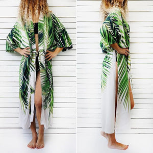 Ship 48 hours Cotton Beach Cover up Print Bathing suit cover up Swimwear Women Kaftan Robe de Plage Saida de Praia Tunics Pareo