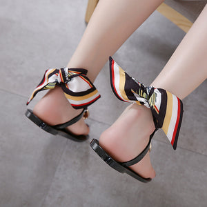 Womens Sandals Plus Size Flats Sandals For 2018 Summer Shoes Woman Peep Toe Casual Shoes Low Heels Sandalias Mujer - Fashion-Beach.com