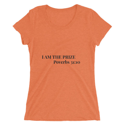 """I Am The Prize"" T-Shirt"