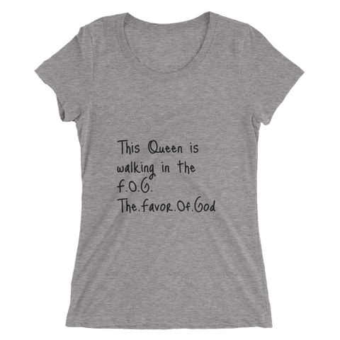 """In The F.O.G"" T-shirt"