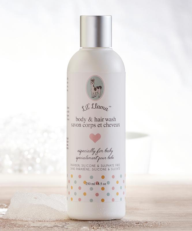 Baby Body & Hair Wash