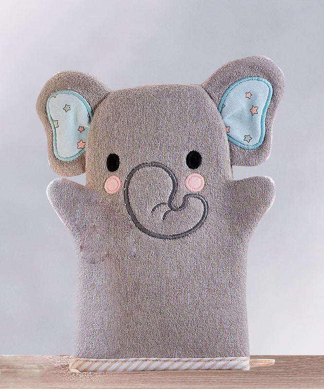 Super Soft Elephant Bath Mitt