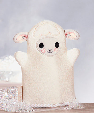 Super Soft Sheep Bath Mitt