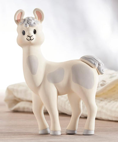 Natural Rubber Llama Teething Toy