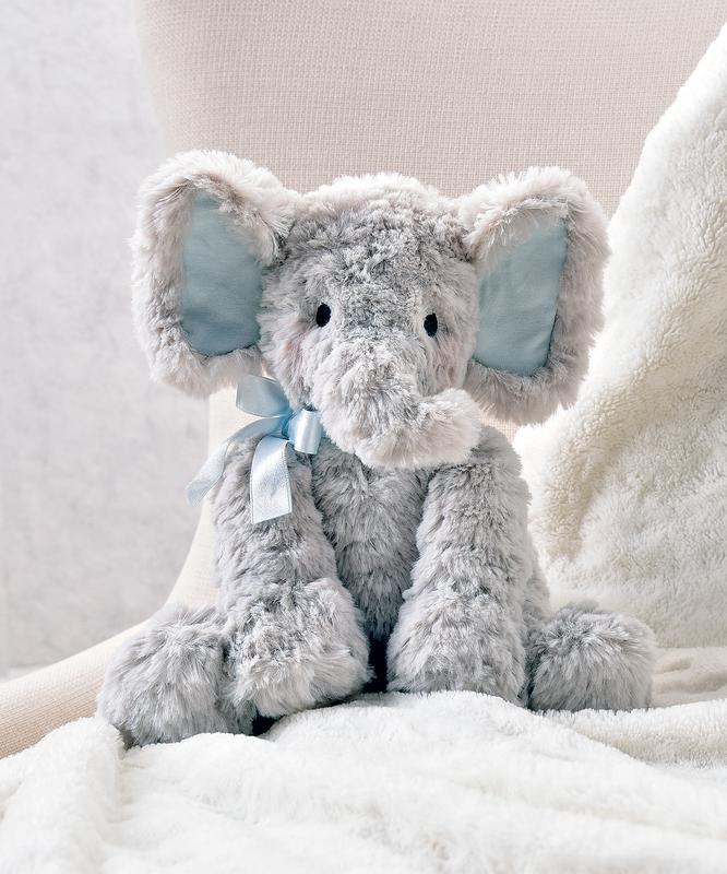 Cuddly Elephant Plush Toy