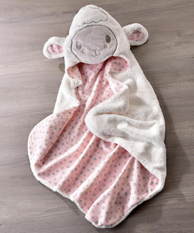 Sheep Hooded Bath Wrap Towel