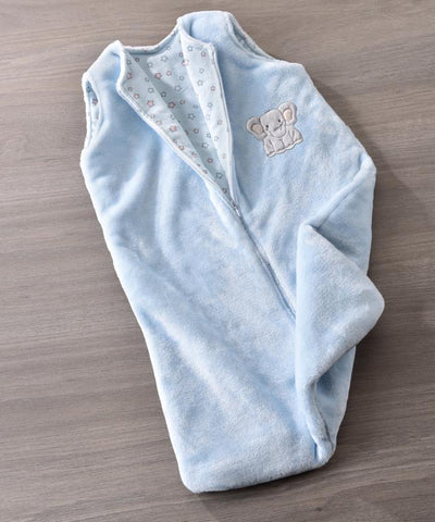 Ultra-Soft Sleeveless Elephant Sleep Sack