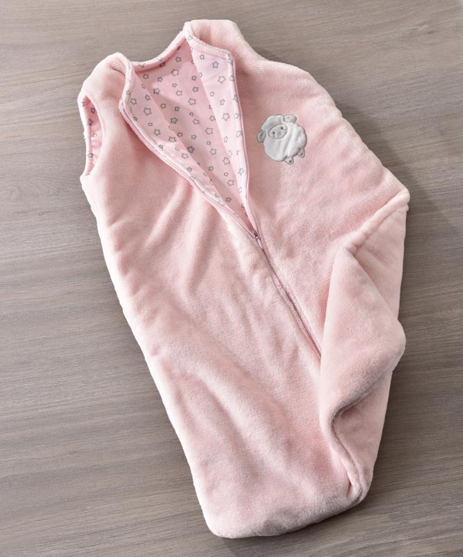 Ultra-Soft Sleeveless Sheep Sleep Sack