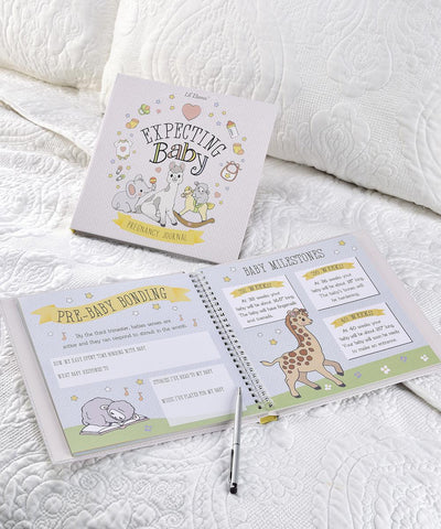 Lil' Llama Expecting Baby Pregnancy Journal