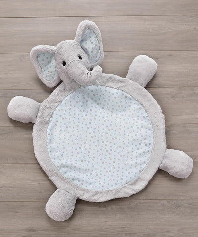 Super-Soft Elephant Playmat