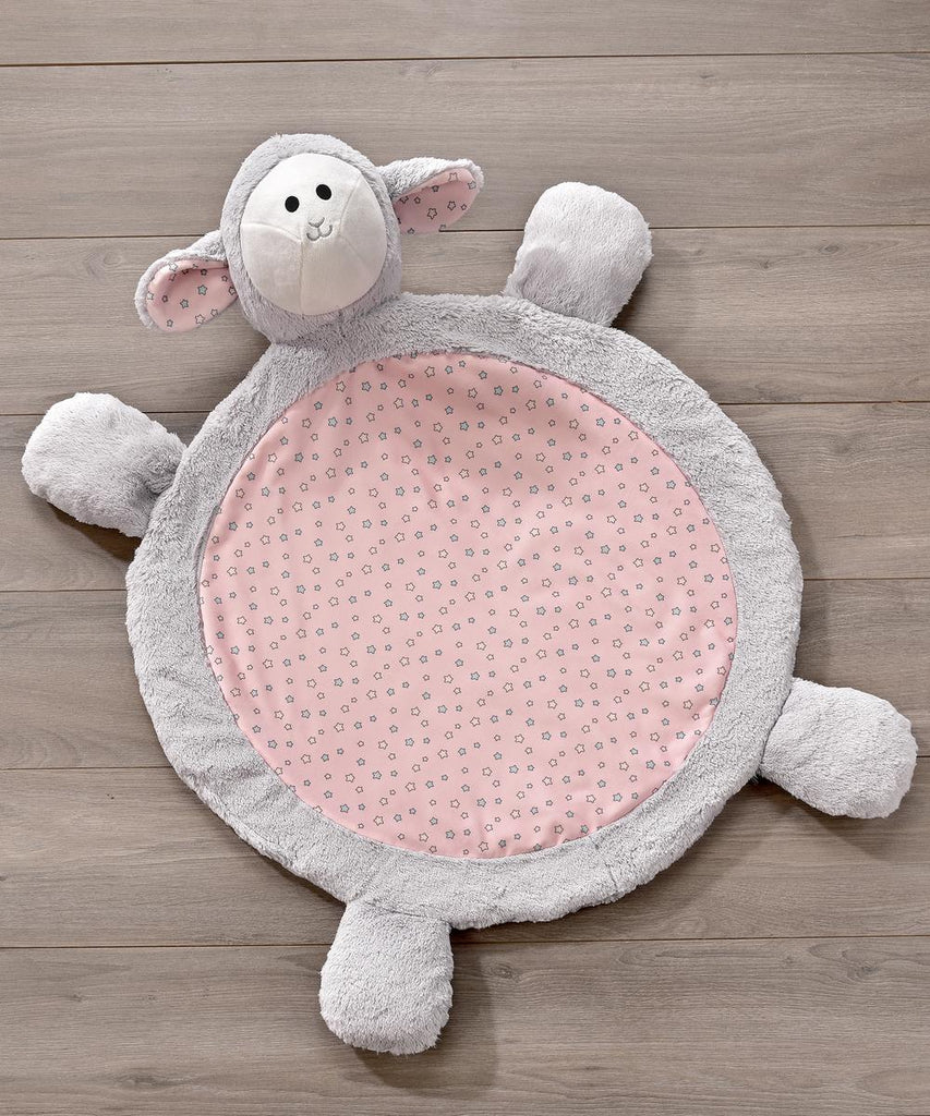 Super-Soft Sheep Playmat