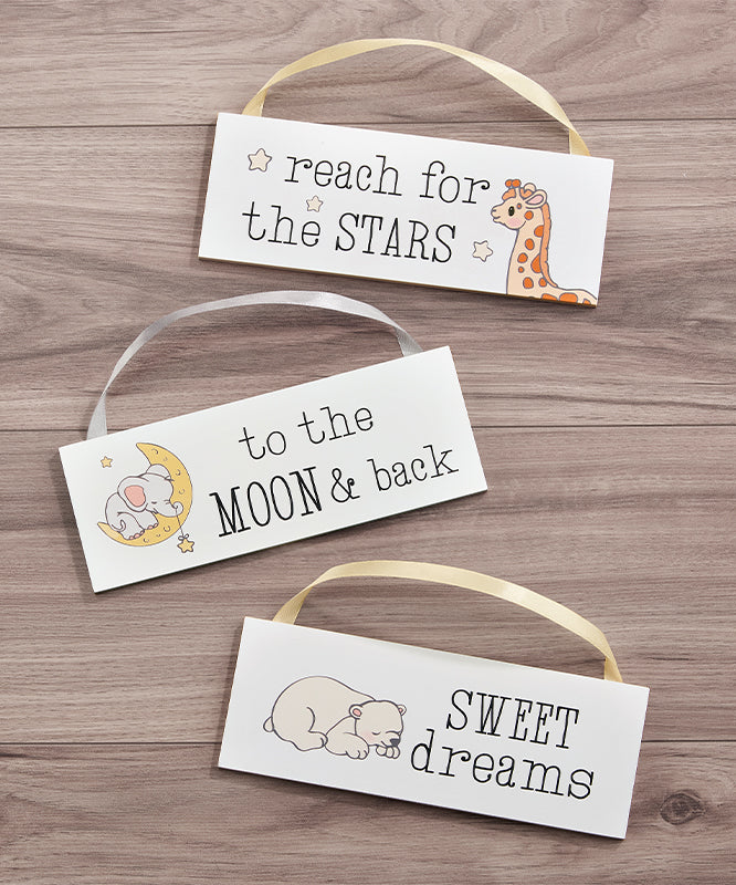 Wall & Door Signs, The Stars