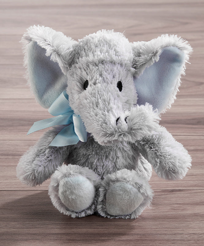 Elephant Mini Plush Animal