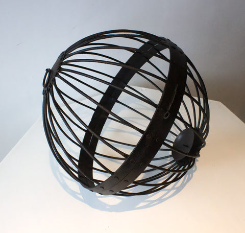 Metal Candle Cage