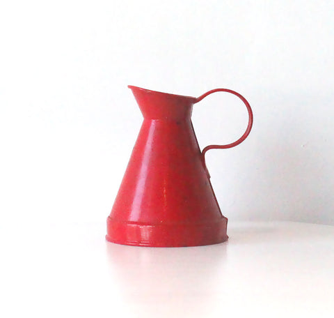 Red Oil Can - Small 2