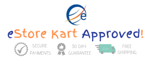 Approved by eStore Kart Professionals