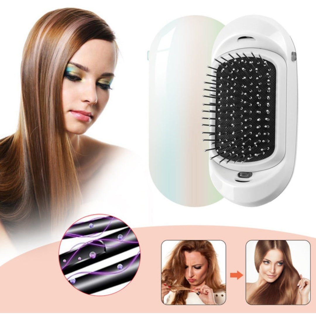 Dual Ionic Electric Hairbrush- Upgraded Version
