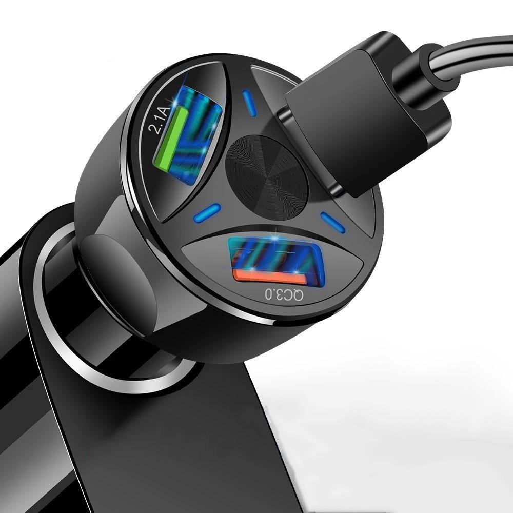 Fastest USB Car Charger