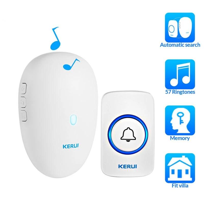 Smart Wireless Doorbell