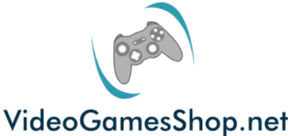 Video Games Shop Logo for VideoGamesShop.net