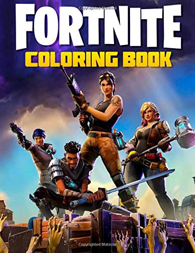 Fortnite Coloring Book