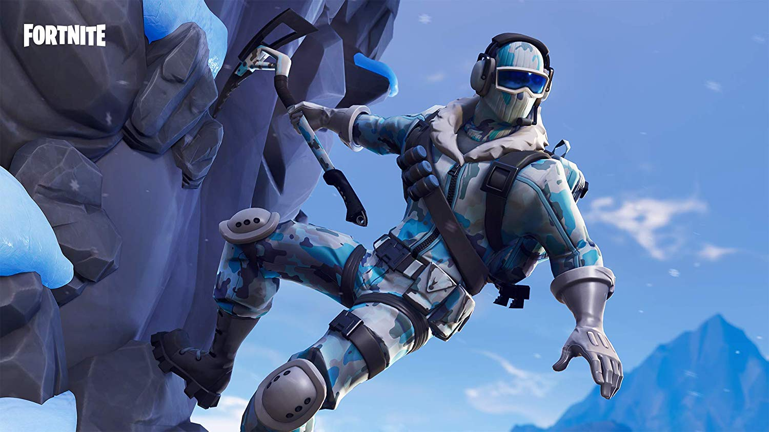 load image into gallery viewer fortnite deep freeze bundle xbox ps4 - fortnite deep freeze bundle ps4