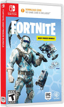 Load image into Gallery viewer, Fortnite: Deep Freeze Bundle (Xbox/PS4/Nintendo)