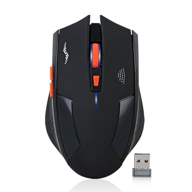 Rechargeable Wireless Gaming Mouse