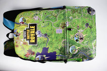 Load image into Gallery viewer, Fortnite Map-style Backpack
