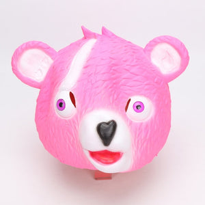 Fortnite Battle Royale Cuddle Team Leader Mask John Wick Drift Latex Mask Halloween