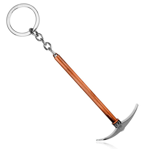 Pickaxe Keychain