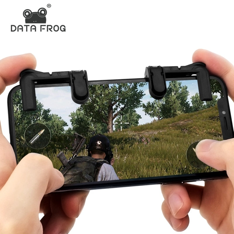Universal Smartphone Game Trigger for Fortnite Battle Royale Mobile/PUBG Mobile