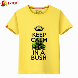 T-Shirts For Boys Girls Fortnite Bush