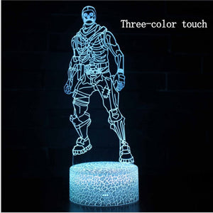 Fortnite Battle Royale LED Projection Lamp