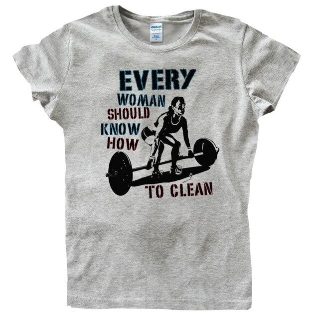 Every Woman Should Know How To Clean Tshirt
