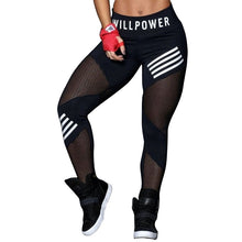 Load image into Gallery viewer, Willpower Sheer Leggings