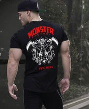 Load image into Gallery viewer, Evolution Swag Bodybuilding Tshirt