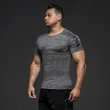 Load image into Gallery viewer, BulKing Comfort Flex Detail Athletic Workout Shirt