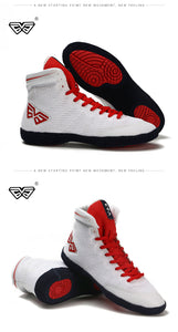 Takeoff Flight X Pro Boxing/Wrestling Shoes