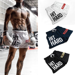 Hit Hard Training Shorts