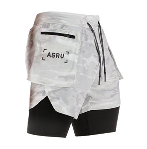 Thigh Compression Tactical ASRV Training Shorts