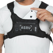 Load image into Gallery viewer, Mid-Back ASRV Training Chest Stash Bag