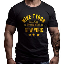 Load image into Gallery viewer, CatsKill Boxing Club Tyson Tshirt