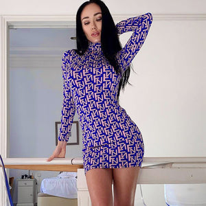 Finesse Swag Body Goals Casual Fit Dress