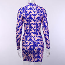 Load image into Gallery viewer, Finesse Swag Body Goals Casual Fit Dress