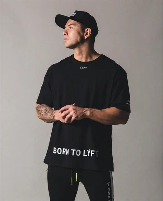 Born To Lyft Casual T-Shirt