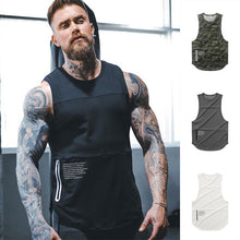 Load image into Gallery viewer, Aeronautics Bodybuilding Training Stash Vest