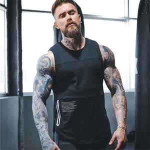 Aeronautics Bodybuilding Training Stash Vest
