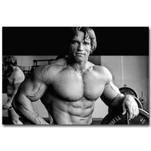 Load image into Gallery viewer, Young Schwarzenegger Physique Canvas
