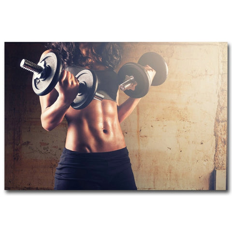 Physique Canvas